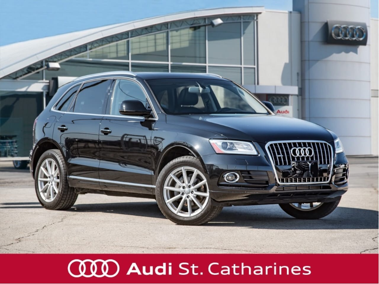 2017 Audi Q5 SOLD PENDING DELIVERY!! SUV