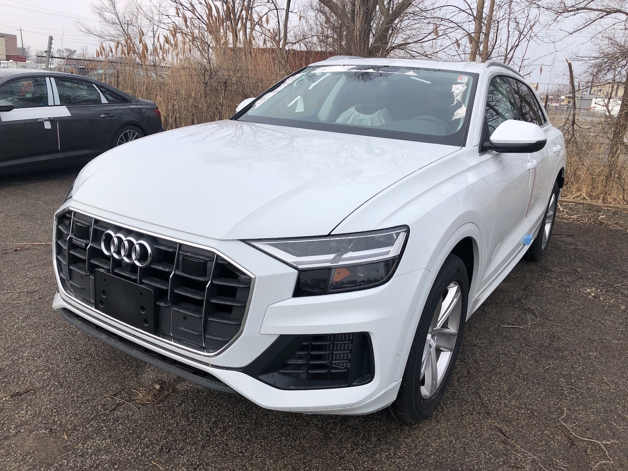 New 2019 Audi Q8 For Sale At Audi St Catharines Vin