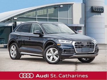 2018 Audi Q5 TECHNIK! - 1 OWNER SUV