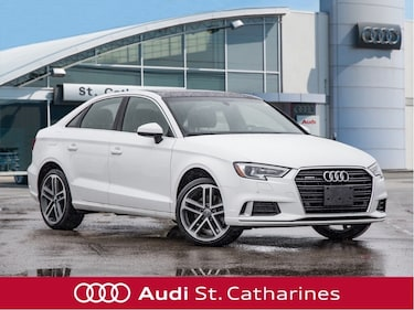 2018 Audi A3 NAVI! - LOW KMS! Sedan