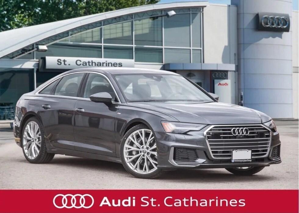 2019 Audi A6 TECHNIK - 21' WHEELS! - DEMO SALE. Sedan