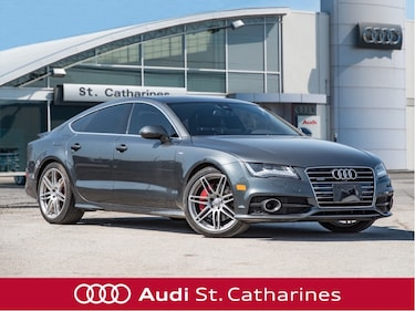 2014 Audi A7 3.0 Technik Hatchback
