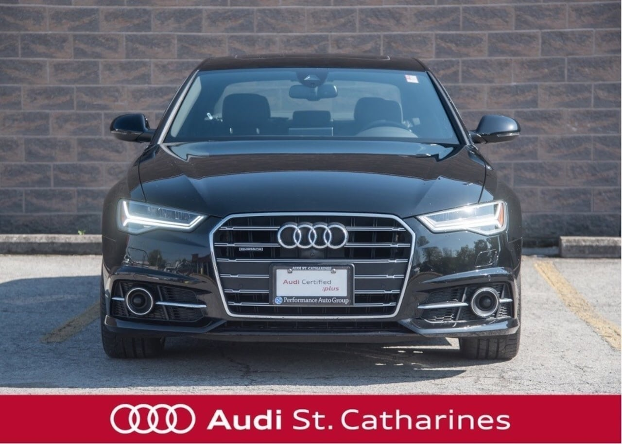 Used 2017 Audi A6 For Sale at Audi St  Catharines | VIN