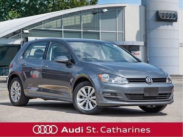 2016 Volkswagen Golf 1 Owner Hatchback
