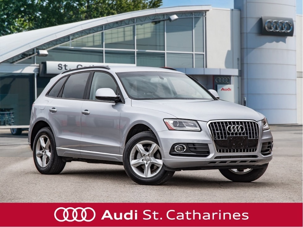 2016 Audi Q5 SOLD - PENDING DELIVERY SUV