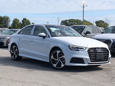 2019 Audi A3 2.0T Technik Quattro 7sp S Tronic Sedan