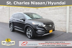 Used 2017 Hyundai Tucson Limited SUV in Saint Peters MO