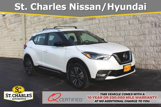 St Charles Automotive >> Used 2018 Nissan Kicks For Sale At St Charles Hyundai Vin 3n1cp5cu3jl526795