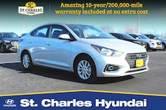 New 2019 Hyundai Accent SEL Sedan in Saint Peters MO