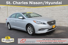 Certified Used 2015 Hyundai Sonata SE Sedan in Saint Peters MO