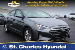 New 2019 Hyundai Elantra SEL Sedan in Saint Peters MO