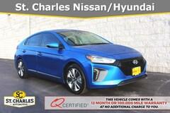 Used 2017 Hyundai Ioniq Hybrid Limited Hatchback in Saint Peters MO
