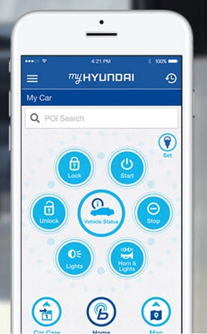 Hyundai Blue Link >> Hyundai Blue Link Saint Peters Mo St Charles Hyundai