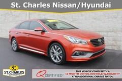 Used 2015 Hyundai Sonata Limited 2.0T w/Gray Accents Sedan in Saint Peters MO