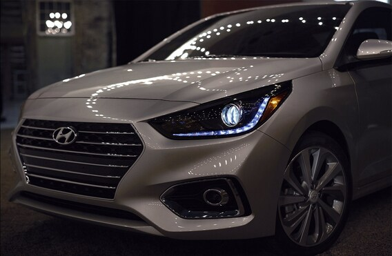 Hyundai Accent Mpg >> Hyundai Accent Mpg St Peters Mo St Charles Hyundai