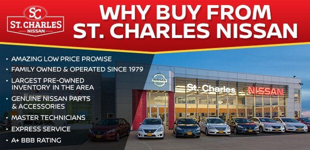 why buy st. charles nissan | nissan dealer saint peters mo