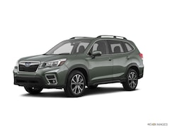 New 2019 Subaru Forester Limited SUV C17430 for sale in St. Cloud, MN