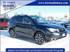 Certified Pre-Owned 2017 Subaru Forester XT TOURING 3 JF2SJGTC9HH443931 for Sale in St Cloud