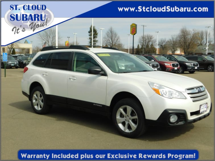 Used 2014 Subaru Outback PREM NO MOON in St. Cloud, MN