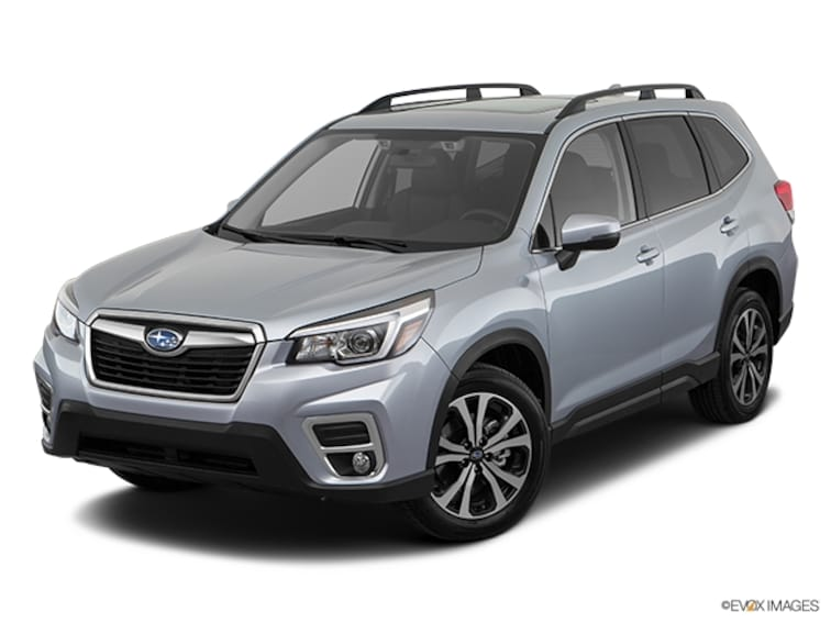 New 2019 Subaru Forester Limited SUV in St. Cloud MN