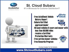 Used 2003 Subaru Baja TRUCK St Cloud