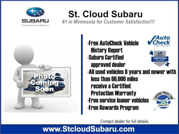used 2015 Subaru Outback LTD 23 PACK in st cloud MN