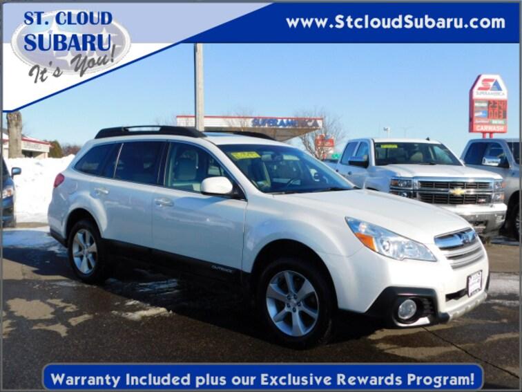 Used 2013 Subaru Outback LTD MOON in St. Cloud, MN