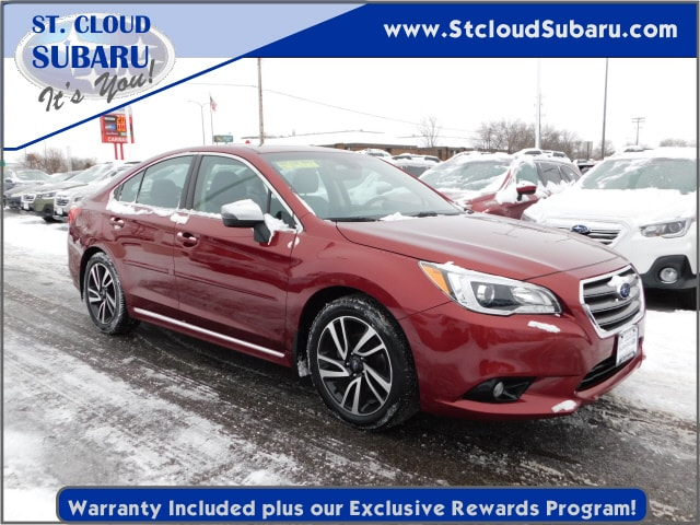 2017 Subaru Legacy SPORT EYES N