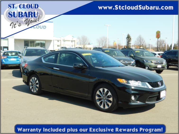 used 2015 Honda Accord COUPE in st cloud MN