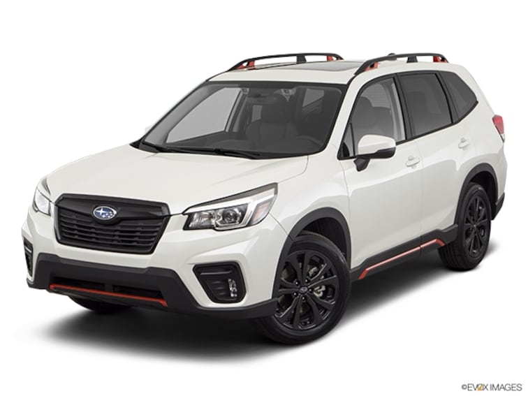 New 2019 Subaru Forester For Sale In Saint Cloud Mn Near Sauk