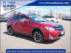 Used 2017 Subaru Crosstrek PREM NO MOON St Cloud