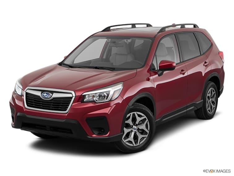 New 2019 Subaru Forester Premium SUV in St. Cloud MN