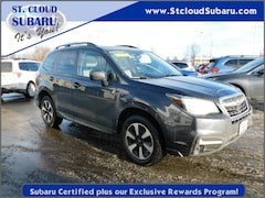 Certified Pre-Owned 2017 Subaru Forester PREM 13 PACK JF2SJAEC3HH479902 for Sale in St Cloud