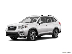 New 2019 Subaru Forester Limited SUV C17376 for sale in St. Cloud, MN