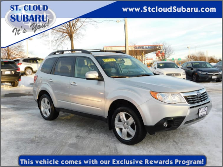 Used 2010 Subaru Forester LTD in St. Cloud, MN