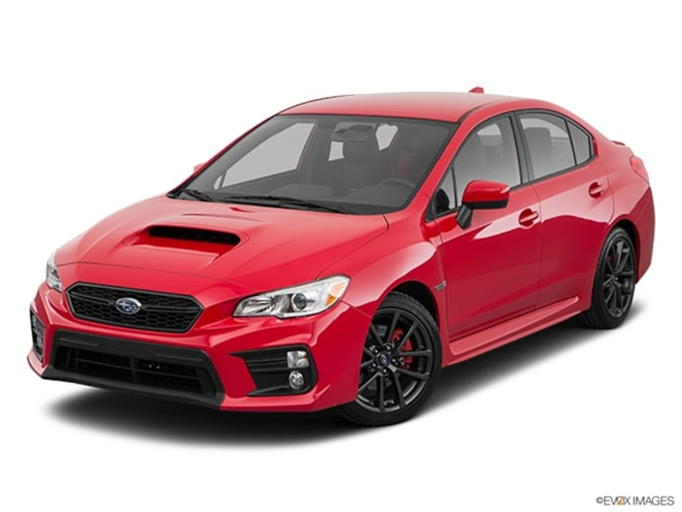 New 2019 Subaru WRX Premium Sedan in St. Cloud MN