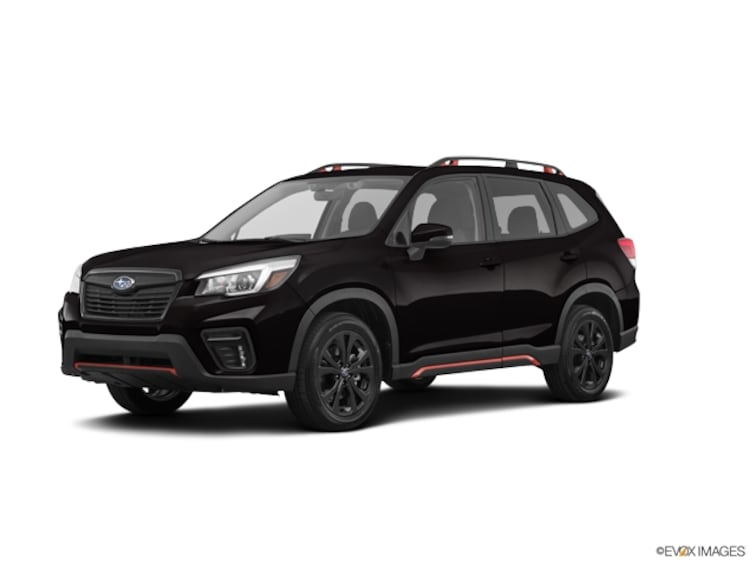 New 2019 Subaru Forester Sport SUV in St. Cloud MN