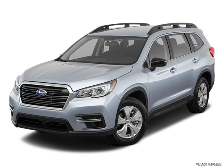 New 2019 Subaru Ascent Limited 8-Passenger SUV in St. Cloud MN