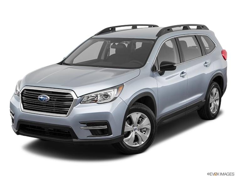 New 2019 Subaru Ascent Standard 8-Passenger SUV in St. Cloud MN