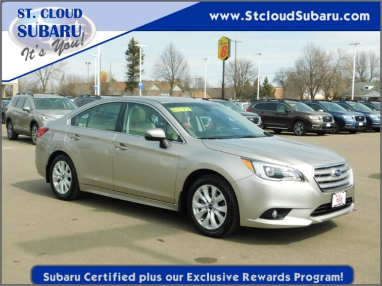 used 2016 Subaru Legacy PREM 15 PACK in saint cloud MN