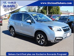 Certified Pre-Owned 2018 Subaru Forester LTD 23 PACK JF2SJARC3JH424544 for Sale in St Cloud