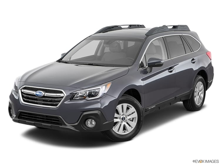 New 2019 Subaru Outback 2.5i Premium SUV in St. Cloud MN