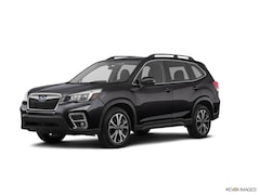 New 2019 Subaru Forester Limited SUV C17583 for sale in St. Cloud, MN