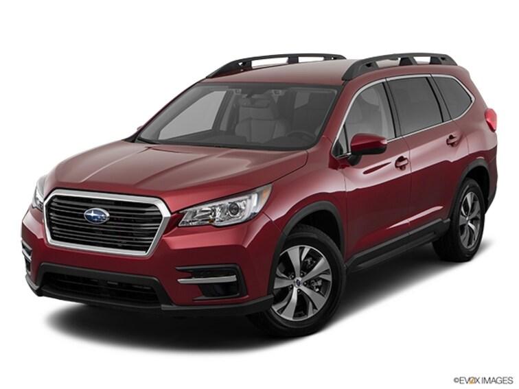New 2019 Subaru Ascent Premium 8-Passenger SUV in St. Cloud MN