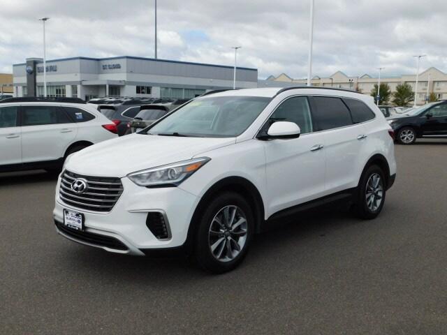 ... Used 2017 Hyundai Santa Fe SE AWD In St Cloud MN ...