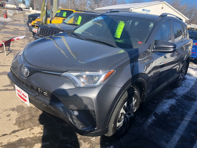 2016 Toyota RAV4 AWD Heated Seats LE SUV