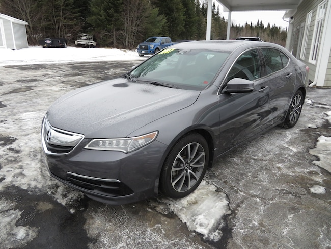 2017 Acura TLX AWD Technology Package ONLY 13, 900 KMS! Sedan