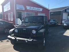 2013 Jeep WRANGLER UNLIMITED Sport Unlimited Loaded SUV