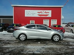 2015 Hyundai Elantra GL Heated Seats Sedan