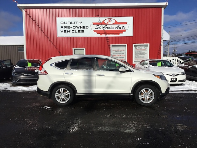 2013 Honda CR-V Touring! LEATHER ! AWD!  NAV SUV